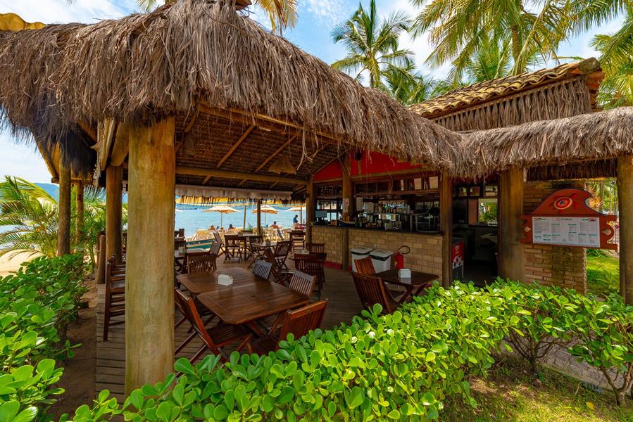 Praia do Pereque Ilhabela onde comer creperia